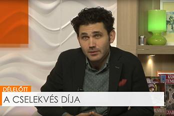 A cselekvés díja - Bonum TV, Délelőtt c. műsora