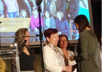 Érdmost.hu: Jószolgálat-díj a Fészek Egyesületnek