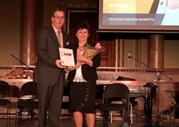 Karitasz.hu: Jószolgálat-díjat kaptak a Karitászosok