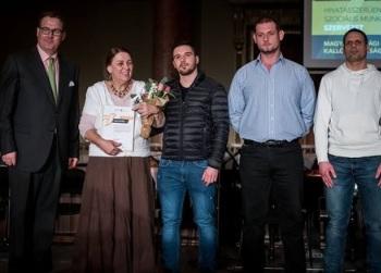 Reformatus.hu: Átadták a Jószolgálat-díjat – elismerték a református drogmissziós szolgálatot