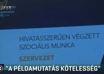 RTL Híradó: A példamutatás kötelesség