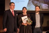 Jószolgálat-díj 2018-as átadó ünnepség MTA, 2018.06.01. Fotó: Bődey János / Index.hu