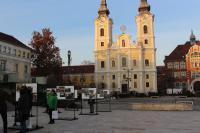 Miskolcra érkezett a Jószolgálat-díj szabadtéri kiállítása