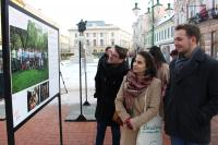 Szegedre érkezett a Jószolgálat-díj szabadtéri kiállítása