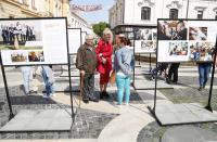 Pécsen a Jószolgálat-díj kiállítása Fotó: Müller Andrea